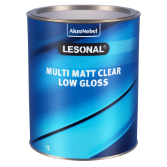 Lesonal Multi Matt Clear Low Gloss 1L
