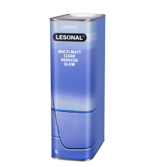 Lesonal Multi Matting Clearcoat Reducer Slow wolny 1L