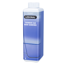 Lesonal Thinner 540 Non Sanding 1L