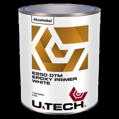 U-TECH E250 DTM White Epoxy Primer 1 US Gallon