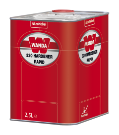 Wanda 320 Hard Rapid szybki 2.5L