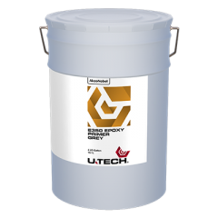 U-TECH E350 Grey Epoxy Primer 4 US Gallons