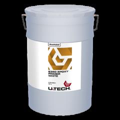 U-TECH E350 White Epoxy Primer 4 US Gallons