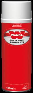 Wanda 660 1K Etch Primer RTS wypełniający 0.4L