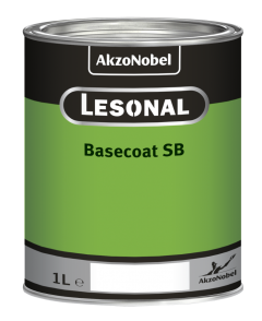 Lesonal Basecoat SB MM 120-90X 1L