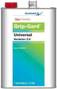 Grip-Gard Universal Hardener 2.8 1 US Gallon