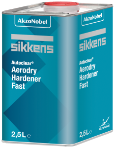 Sikkens Autoclear Aerodry Hardener Fast AS 2.5L