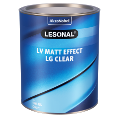 Lesonal LV Matt Effect Low Gloss 1 US Quart