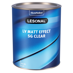 Lesonal LV Matt Effect Semi-Gloss 1 US Quart