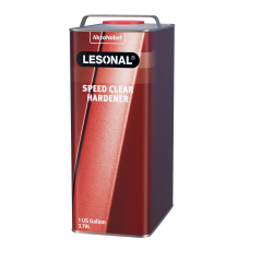 Lesonal Speed Clear Hardener 1 US Gallon