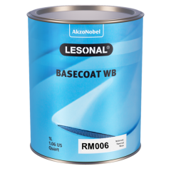 Lesonal Basecoat WB Midcoat Special Blue RM006 1 Liter