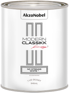 Modern Classikk No Strings Whte Solventborne 1 US Quart