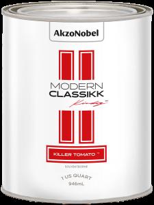 Modern Classikk Killer Tomato Solventborne 1 US Quart