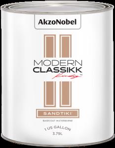 Modern Classikk Sandtiki Waterborne 1 US Gallon