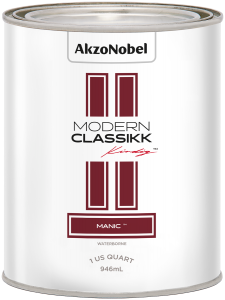 Modern Classikk Manic Waterborne 1 US Quart