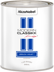 Modern Classikk Veruca Violet Waterborne 1 US Quart