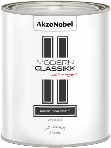 Modern Classikk Deep Forest Waterborne 1 US Quart