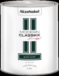 Modern Classikk Black Olive Solventborne 1 US Gallon