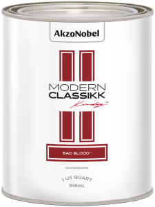 Modern Classikk Bad Blood Solventborne 1 US Quart