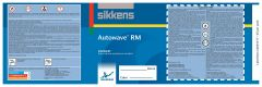 Sikkens Autowave® RM Label .5L Each