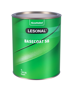 Lesonal Basecoat SB 40 Violet Transparent (replaces SB 42) 1L