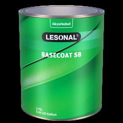 Lesonal Basecoat SB 95M Metallic Sparkle 3.75L