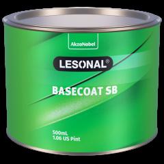 Lesonal Basecoat SB 308NB SEC Orange (Red) Metallic 500ml