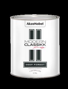 Modern Classikk Deep Forest Waterborne 1 US Gallon