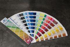 Salcomix Color Guide Inc. Index