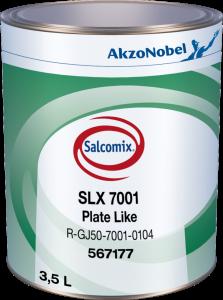 SAL 7001 PLATE LIKE 3.5L