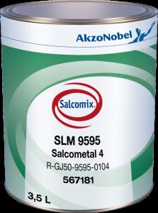SAL 9595 SALCOMETAL 4 3.5L