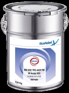 SAL 900 VOC TPC-ACR FW 4.9KG