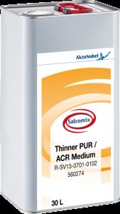 SAL PUR/ACR-THINNER MEDIUM 30L