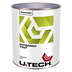 U161 Intermix Tint Black Transparent 1 US Gallon