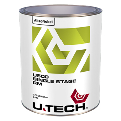 U-TECH U500 Single Stage RM 99U Black 0.75 US Gallon